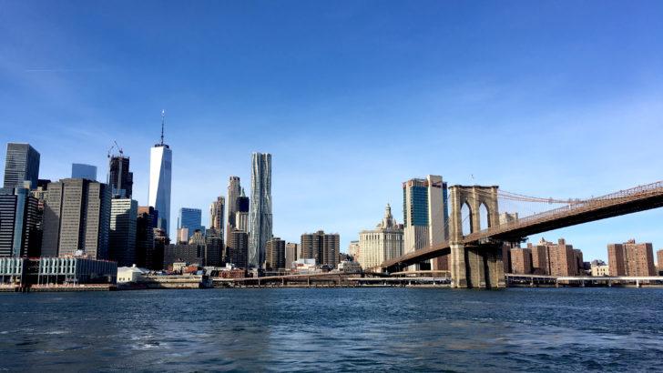 New York senza glutine; celiaca per caso