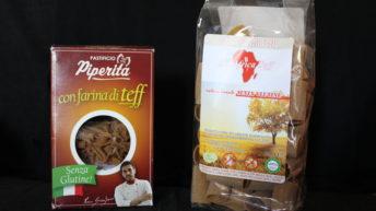 Provati per voi: PASTA AL TEFF senza glutine