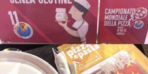 Cosa è successo al campionato mondiale di pizza senza glutine