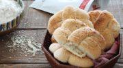 Pane senza glutine con farina semintegrale Molino Rosso
