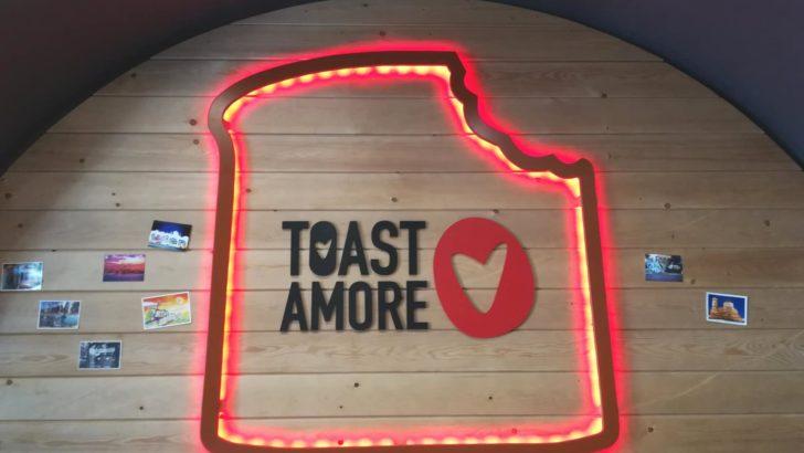 Toastamore; il toast senza glutine a Terracina