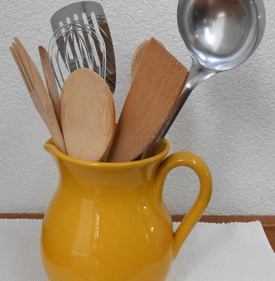 Utensili da cucina e contaminazioni