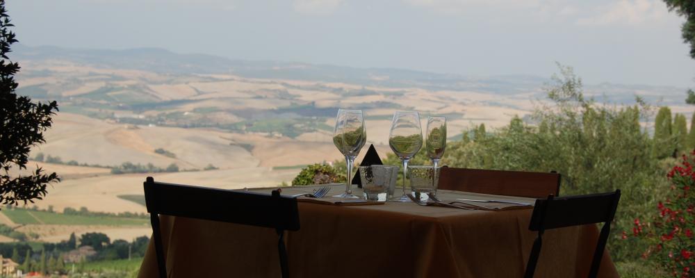 Ristorante senza glutine a Montalcino - Gluten Free Travel and Living