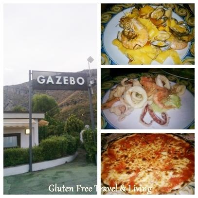 Ristorante Il Gazebo - Gluten Free Travel and Living