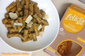 Pasta ai 4 cereali - Gluten Free Travel and LIving