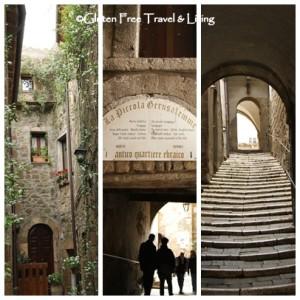 Pitigliano e le terme di Sorano - Gluten Free Travel and Living