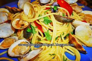 Spaghetti con le vongole AnnaLisa pesce