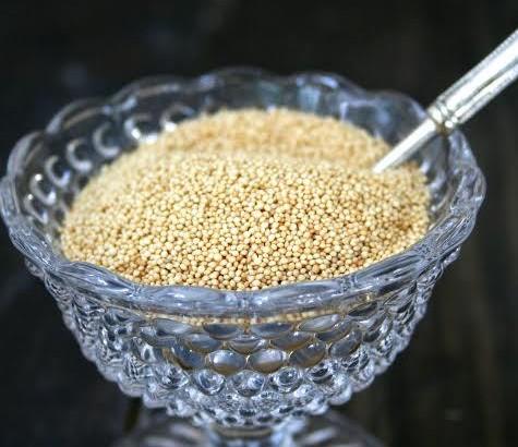 Gluten Free (Fri)Day: l'amaranto!