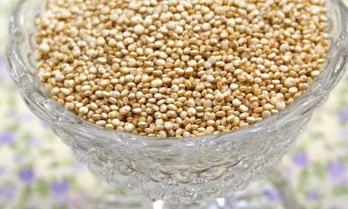 100% Gluten Free (Fri)Day: la quinoa