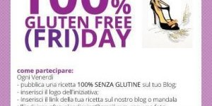100% Grazie, 100% Gluten Free (Fri)Day!