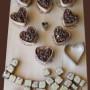 Cuori di frolla con ganache al cioccolato: la video ricetta