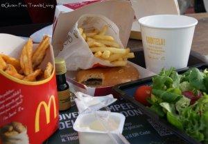 Mc Donald's senza glutine: purtroppo o per fortuna?