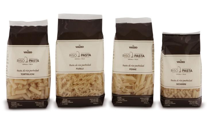 Viazzo: Riso di Pasta 100% italiano