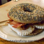 Un bagel gluten free ma non troppo a Leiden