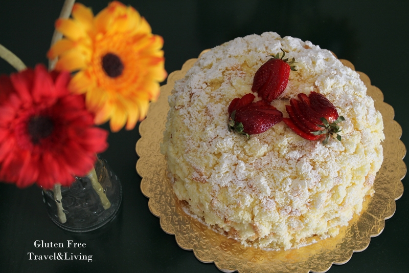 Torta Mimosa- Gluten Free Travel&Living