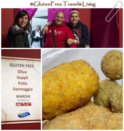 Ascoli Fritto Misto - Gluten Free Travel&Living