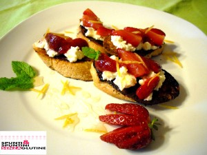 Bruschette di Jamie - Gluten Free Travel and Living
