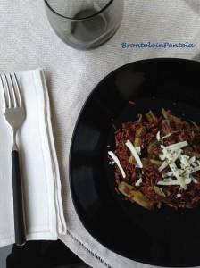 riso integrale con carciofi - Gluten free travel and Living