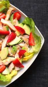 insalata di pollo le cose buone di ale - Gluten free Travel and living