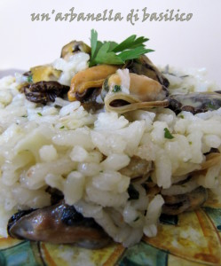 Riso pilaf alle cozze - Gluten Free Travel and Living