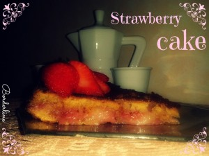 Torta alle fragole - Gluten Free Travel and Living