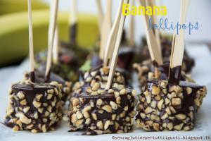 Banana Lollipops - Gluten Free Travel and Living