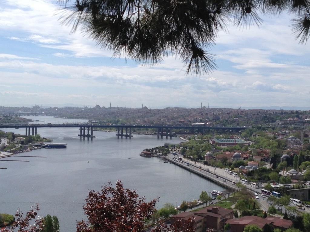 vista di Istanbul