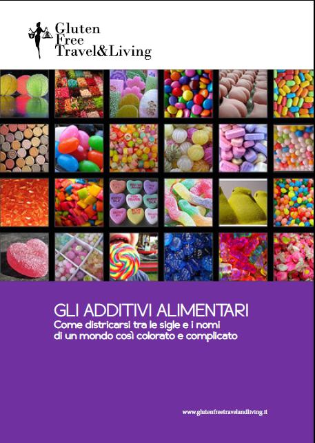 gli additivi il pdf