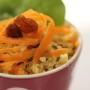 insalata di miglio con carote e uvetta