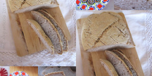 Pane al Grano Saraceno senza lattosio senza proteine del latte