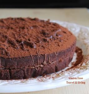 Torta al cacao- Gluten Free Travel & Living