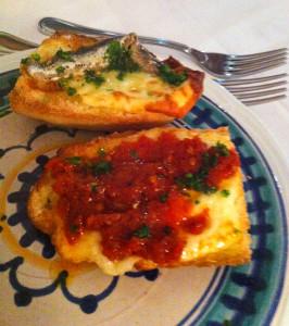 Crostini alla siciliana