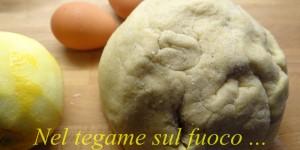 Pasta frolla senza glutine al limone