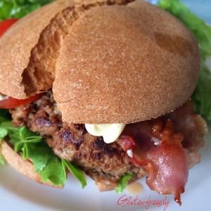 Hamburger  - Gluten Free TRavel and Living