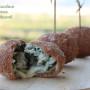 Arancine del riciclo con spinaci