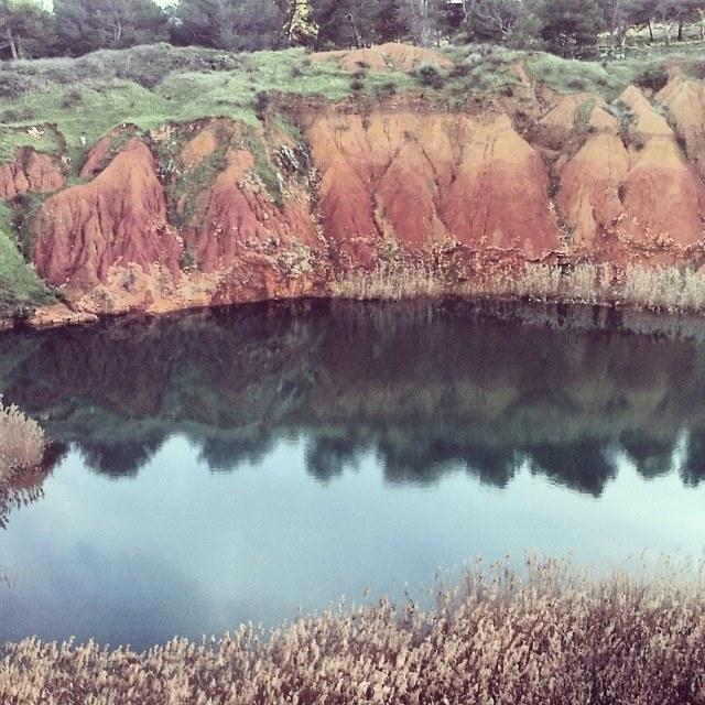 Cave di Bauxite a Otranto - Nanni Ballatore
