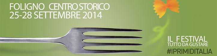 """Festival """"I Primi d'Italia"""" a Foligno: anche senza glutine"""