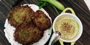 Fancy Rosti e la crema speziata di zucchine