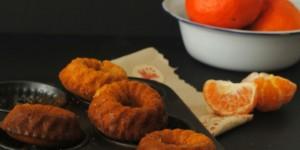 Tortine di mandarino e miele