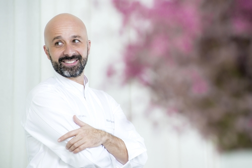 Niko Romito, ph. Francesco Fioramonti - Gluten Free Travel and Living