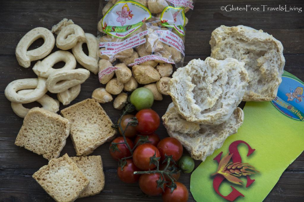 EsSenza glutine- Gluten free Travel&Living