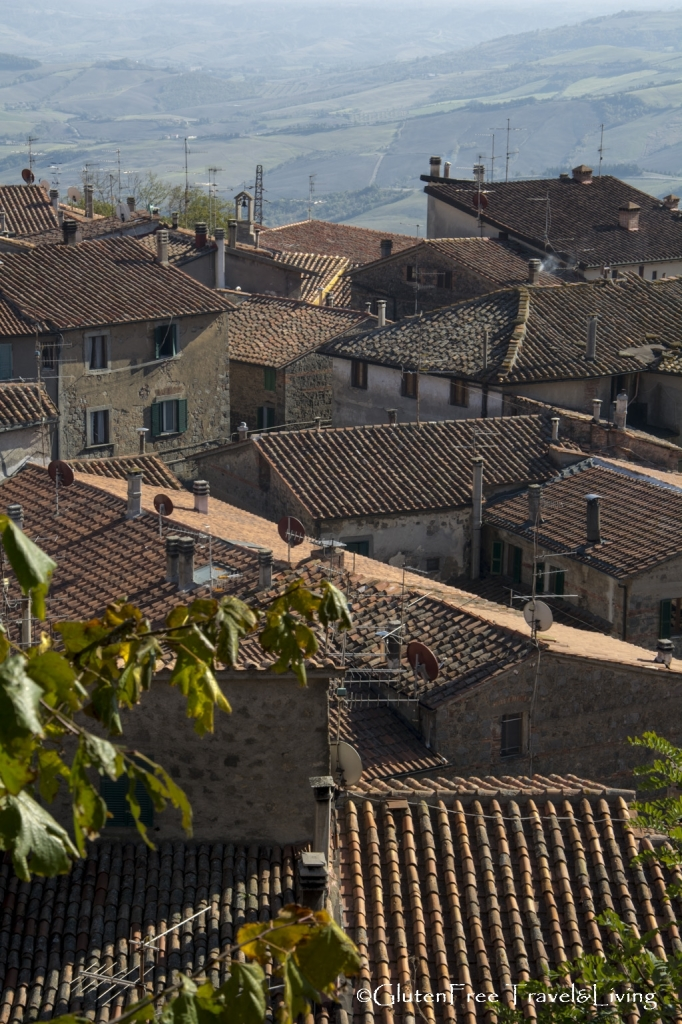 Montepulciano e Val d'Orcia-Gluten Free Travelandliving