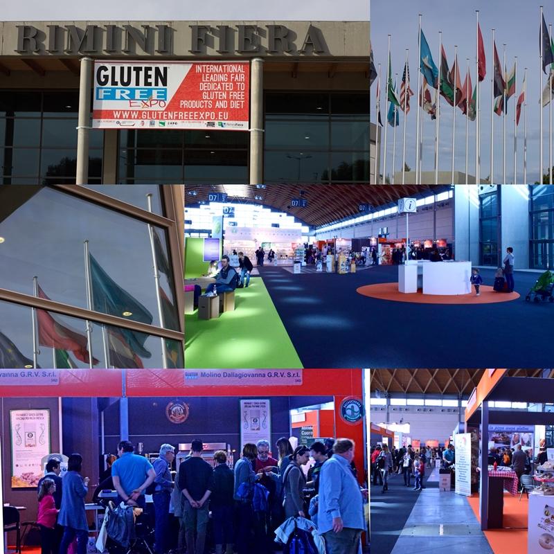 Gluten Free Expo 2014 a Rimini - Gluten Free Travel and Living