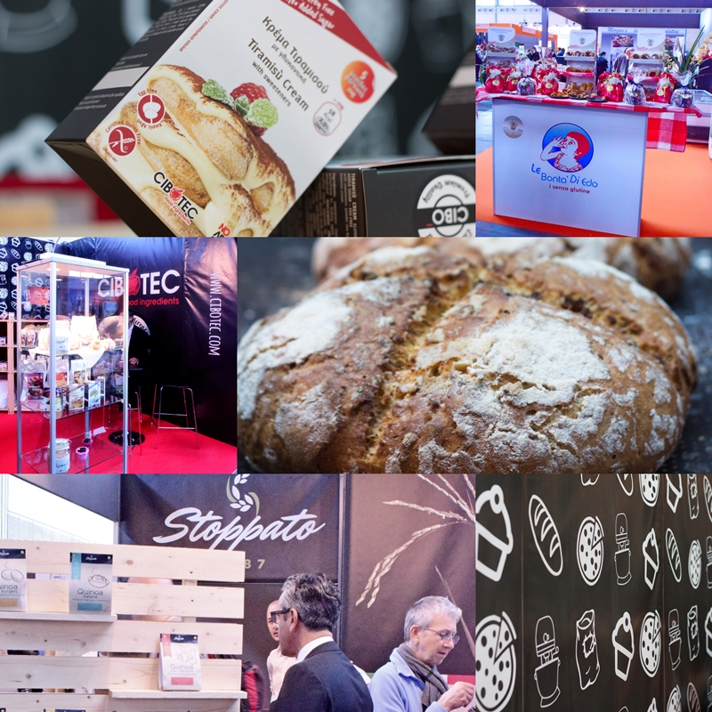 Gluten Free Expo 2014 a Rimini - Gluten Free Travel and Living
