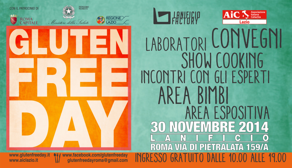 glutenfreeday.it - Gluten Free Travel and Living