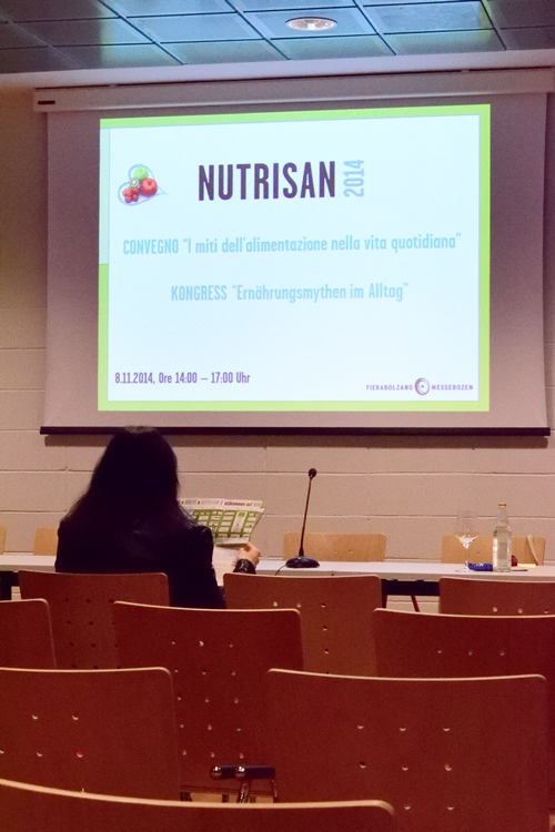Nutrisan, I miti dell'alimentazione
