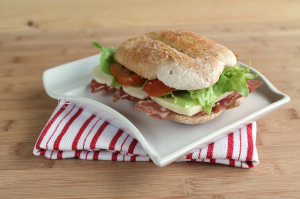 panino con lievito madre - Gluten Free Travel and Living