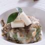 Lasagnette verdi con carciofi e taleggio di Marco Scaglione