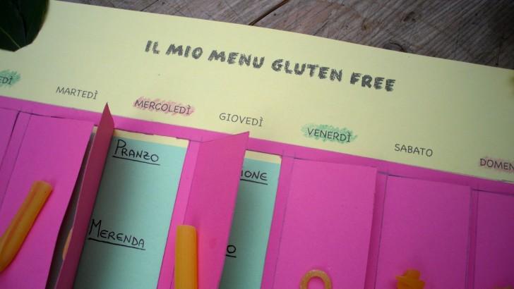 Il mio Menù gluten free