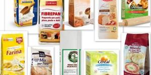 Farine senza glutine: croce e delizia